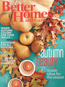 Grab a FREE Better Homes and Gardens magazine subscription today.