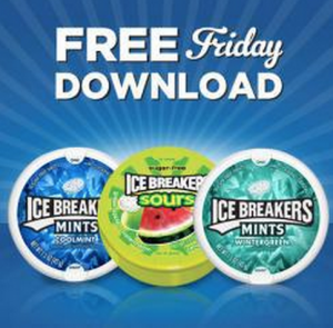 Score FREE Ice Breakers Mints from Kroger today.
