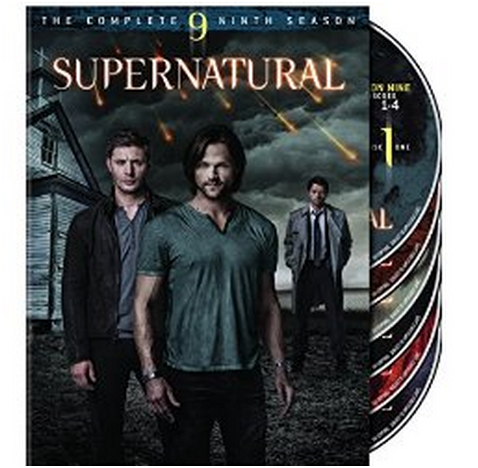 Over 70% Off Supernatural Season Collection On DVD or Blu-Ray!