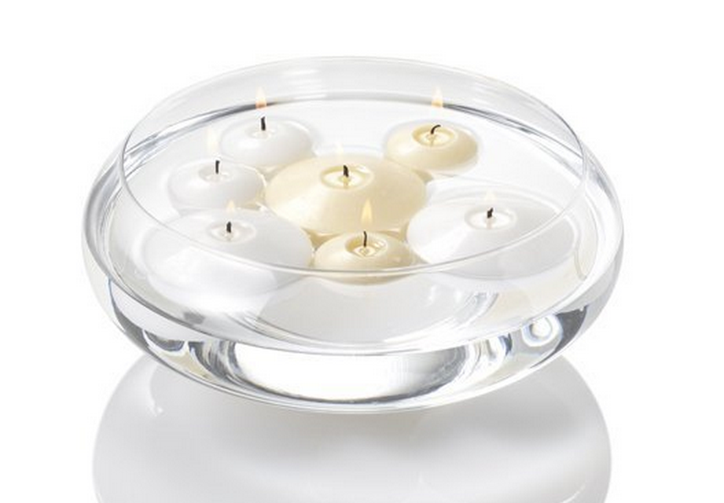Eastland Floating Candle Dish Garden 10″ Only $14.99 + FREE Shipping!