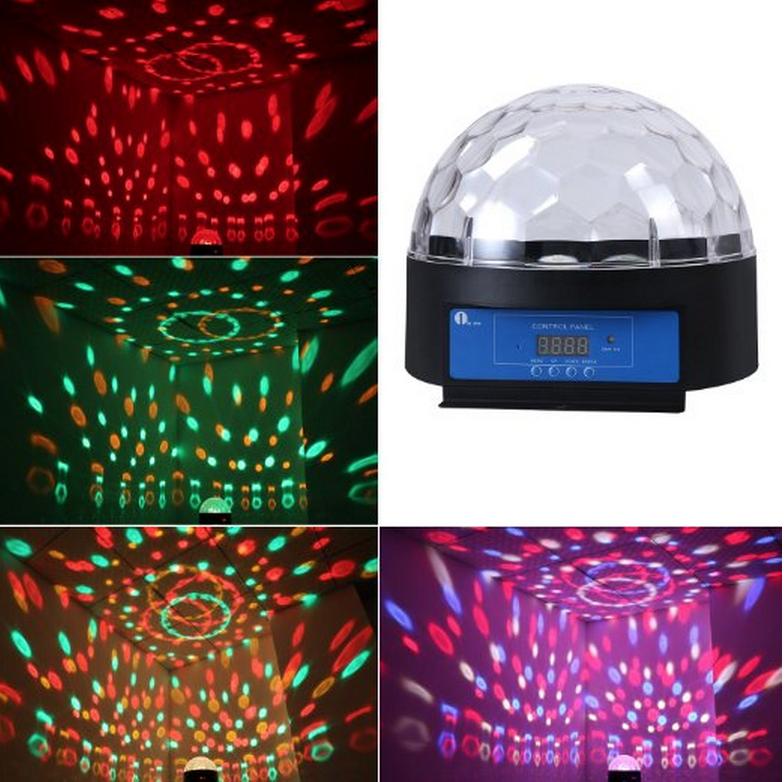 HOT Halloween Deals: Fog Machine & LED Sound Activated Lights!