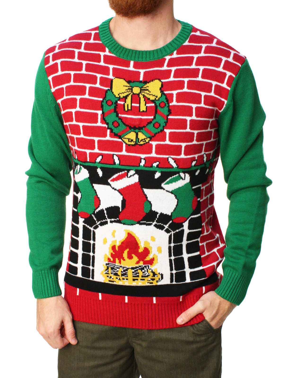 10 Ugly Christmas Sweaters at Pretty Prices