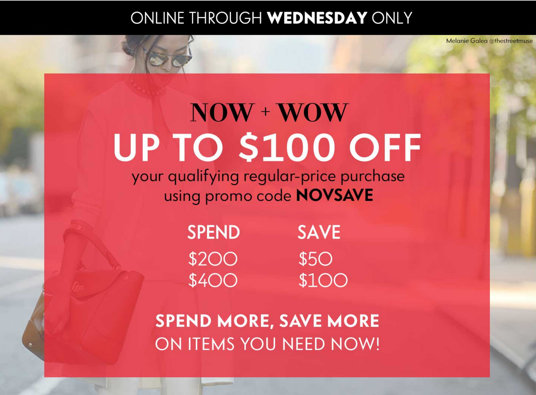 $50 Off $200 Neiman Marcus Purchase!