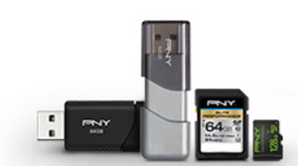 60% Off Select PNY Memory Products!