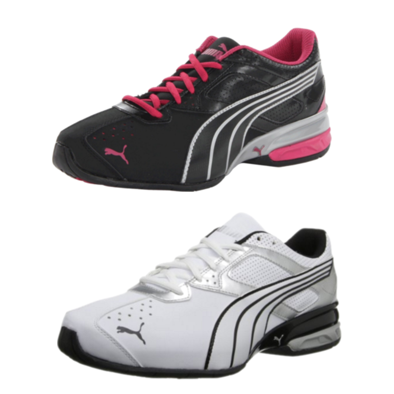 50% Off PUMA Athletic Shoes = PUMA Women's Tazon 5 Cross-Fitness Shoe Only $30.99 (Reg. $70!)