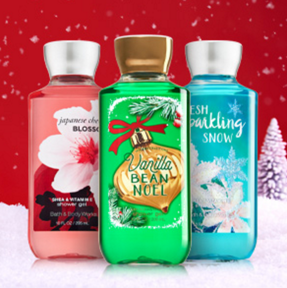 Bath & Body Works: All Signature Collection Shower Gels Only $3.71 (Reg. $12.50!)