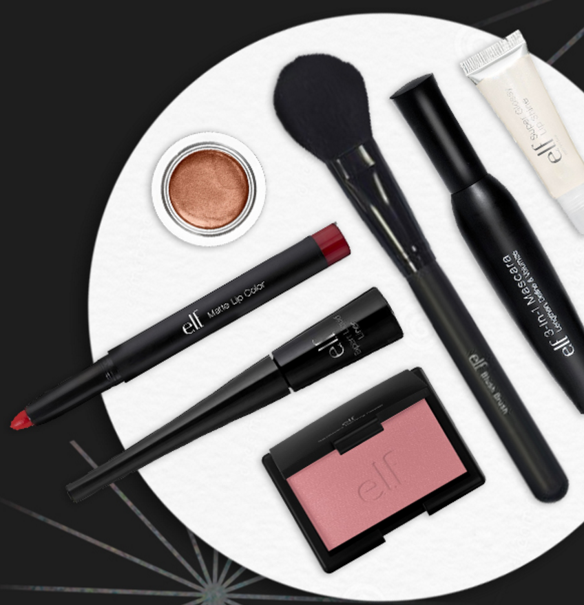 e.l.f. Cosmetics: FREE Shipping On Any Order + FREE Beauty Gift w/ $25 Purchase