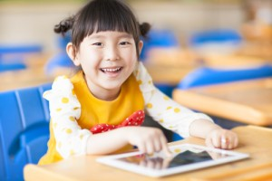 Download 14 FREE kids apps today! Via Shutterstock.