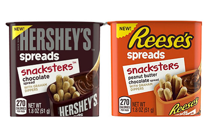 Friday Freebies – Free Reese's Or Hershey's Spreads Snacksters
