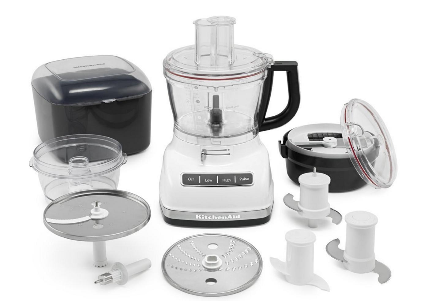 Kitchenaid 14 Cup Food Processor Only 249 99 Reg 399 99