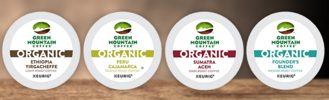 Score a FREE sample of pack of Green Mountain K-Cups today.