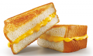 Snag 50 grilled cheese sandwiches at Sonic today. Yum!
