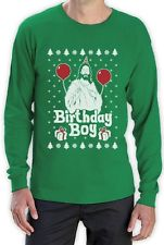 Birthday boy sweater