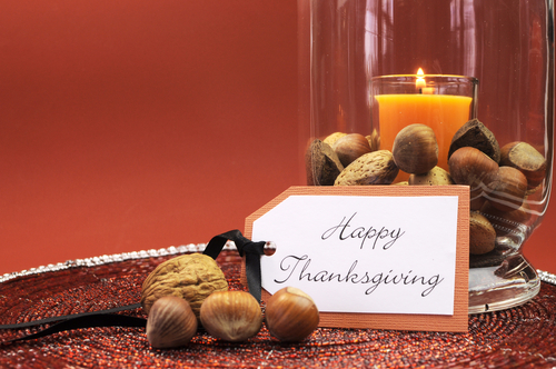 5 Bargain Thanksgiving DIY Centerpieces