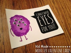 Monster Valentine