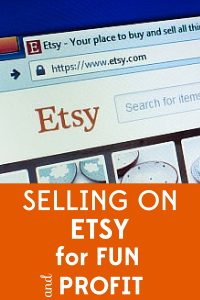 You've probably bought from Etsy, but have you always wanted to set up shop there? Find out how easy it is to sell on Etsy!