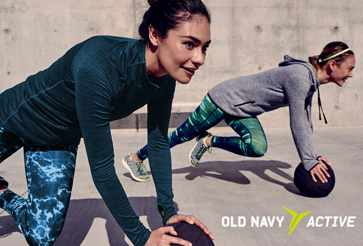 Old Navy: 50% Off ALL Activewear + More (In-Store & Online!)