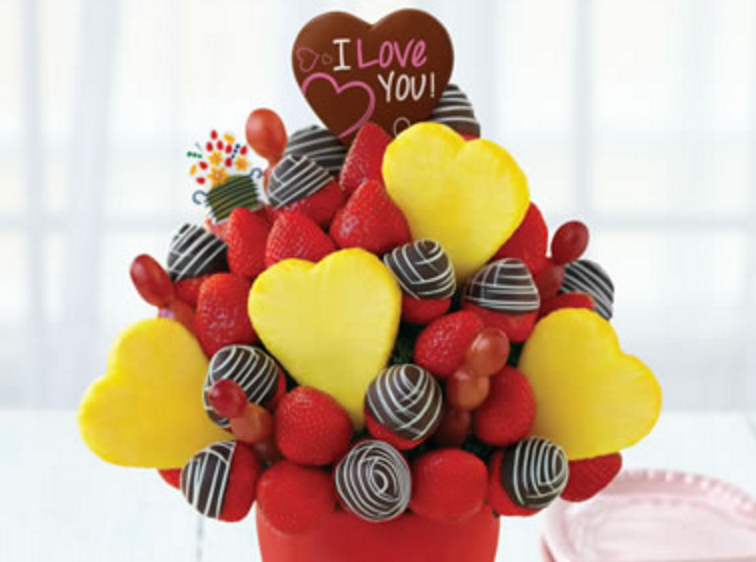 Edible Arrangements: 20% Off Any $50+ Purchase! (Great Valentine's Day Gift!)
