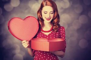 Valentine's Day gifts via Shutterstock