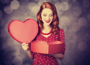 Valentine's Day gifts via Shutterstock