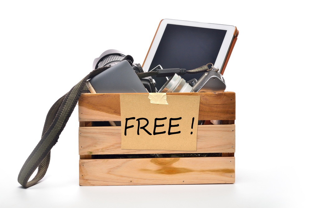 How To Score Freebies From Freecycle and Craigslist