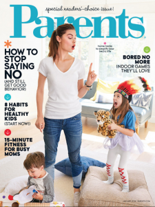 Get a FREE Parents Magazine subscription today!