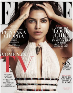 Get a FREE Elle Magazine Subscription today!
