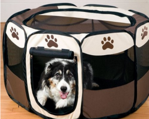 Large Etna Pet Play Pen Only $22.94 (Reg. $75.99!)