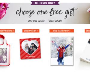 Saturday Freebies – Free Personalized Photo Gifts