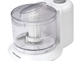 Black & Decker 1-1/2-Cup One-Touch Electric Chopper Only $7.19 (Reg. $69.65!?)
