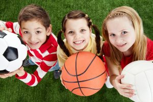 why sports are a great investment in your kids