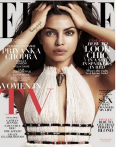 Get a FREE Elle Magazine Subscription today.