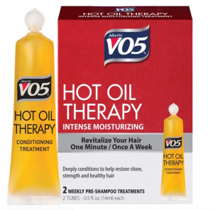 Snag FREE VO5 Hot Oil today!