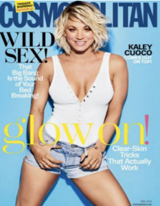 Score a FREE Cosmopolitan Magazine subscription today!