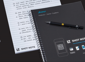 Get a FREE Ampad notebook today!