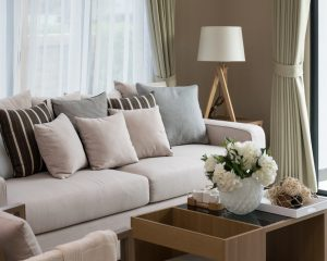 Makeover Your Sofa for Spring (on a Budget)