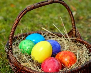 Decorating Easter Eggs – Dyeing With or Without Vinegar?