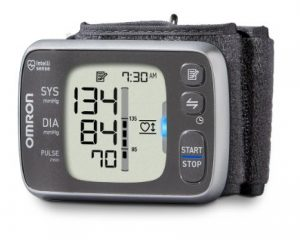 Omron 7 Series Wireless Wrist Blood Pressure Monitor for only $51.50!