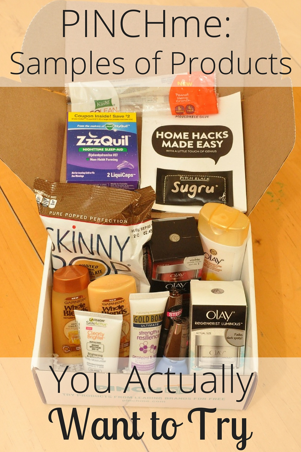 PINCHme: How to Get Free Samples of Products You Actually ...