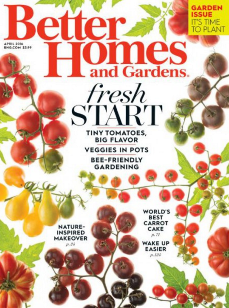 Tuesday Freebies Free Better Homes And Gardens Subscription