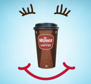 Get a FREE coffee at Wawa convenience stores today!