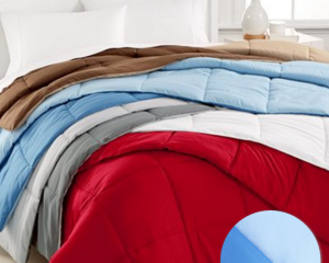 Macy's: 80% Off Down Alternative Comforters (As Low As $21.99!)
