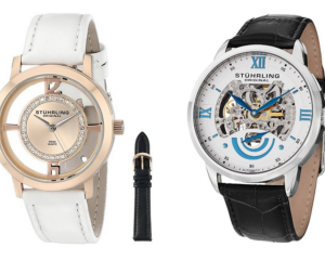 Stuhrling Original Watches Only $59.99 = Great Mother's Day Gifts!