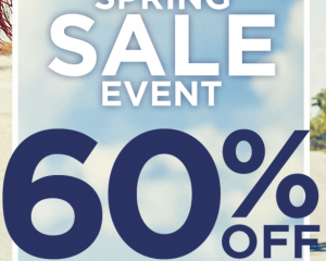 Aeropostale Spring Sale: 60% Off Sitewide