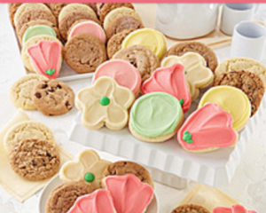 Cheryl's: 50% Off Springtime Cookie Box (Today Only!) + Promo Code Deals!
