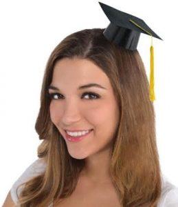 Mini graduation cap