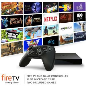 Amazon firetv gaming