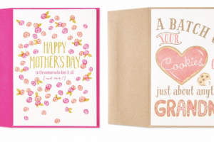 Get a FREE Mother's Day card from Papyrus today!
