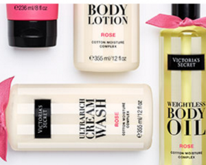 Victoria's Secret: B1G1 FREE Accessories, $6 Body Care & More!