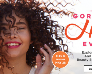 Ulta: Gorgeous Hair Event = BIG Savings on Hair Care!